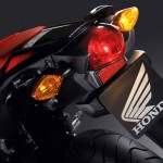 2014 Honda CRF250M Supermoto Tail light