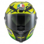 AGV Launches Corsa Valentino Rossi Winter Test Limited Edition Helmet_1