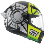 AGV Launches Corsa Valentino Rossi Winter Test Limited Edition Helmet_4