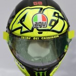 AGV Valentino Rossi Winter Test Limited Edition Helmet_1