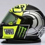AGV Valentino Rossi Winter Test Limited Edition Helmet_3