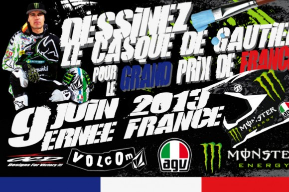 Design and Win Gautier Paulin Helmet