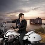 Ewan McGregor Stars Moto Guzzi California 1400 Ad Campaign_1