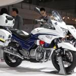 Suzuki Inazuma GW250J Police-spec Version
