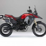 2014 BMW F800GS Adventure Red