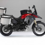 2014 BMW F800GS Adventure Red with Special Package