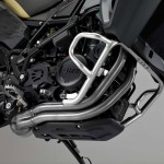 2014 BMW F800GS Adventure Sandrover Matt Engine
