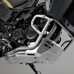 2014 BMW F800GS Adventure Sandrover Matt Engine Cover