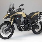 2014 BMW F800GS Adventure Sandrover Matt Front
