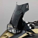 2014 BMW F800GS Adventure Sandrover Matt Painted Windshield