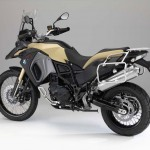 2014 BMW F800GS Adventure Sandrover Matt Rear_1