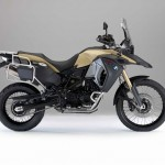 2014 BMW F800GS Adventure Sandrover Matt Right Side