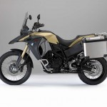 2014 BMW F800GS Adventure Sandrover Matt Side