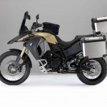 2014 BMW F800GS Adventure Sandrover Matt with Special Package