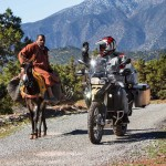 2014 BMW F800GS Adventure in Action