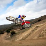 2014 Honda CRF250R In Action_1