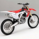 2014 Honda CRF250R Rear