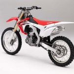 2014 Honda CRF250R Rear Side