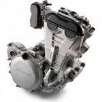 2014 Husaberg FE 250 Engine