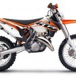 2014 KTM 125 EXC