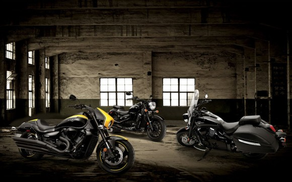 2014 Suzuki Boulevard C90 M109R and C50 BOSS Editions