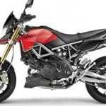2014 Aprilia Dorsoduro 750 ABS Fluo Red_1