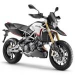 2014 Aprilia Dorsoduro 750 ABS Matte White_1