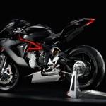 2014 MV Agusta F3 800 Matt Metallic Black