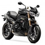 2014 Triumph Speed Triple Phantom Black