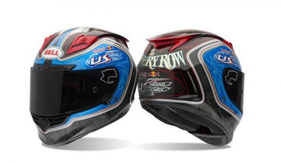 Bell Unveils Red Bull U.S. Grand Prix Limited Edition Helmet