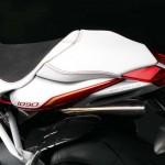 2013 MV Agusta Brutale Corsa 1090 Hand-stitched Seat