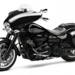 2013 Yamaha XV1900A Midnight Star Casual Full Dress_1