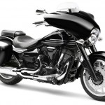 2013 Yamaha XV1900A Midnight Star Casual Full Dress_2