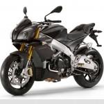 2014 Aprilia Tuono V4R ABS Black Front