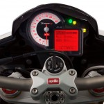2014 Aprilia Tuono V4R ABS Instrument Display