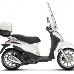 2014 Piaggio Liberty 3V Side
