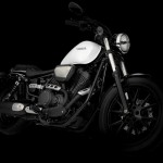 2014 Yamaha XV950 Competition White_1