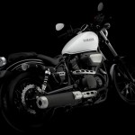 2014 Yamaha XV950 Competition White_2