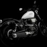 2014 Yamaha XV950 Competition White_2