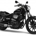 2014 Yamaha XV950 Midnight Black