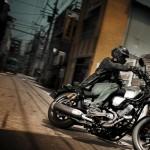 2014 Yamaha XV950R Matt Grey_2