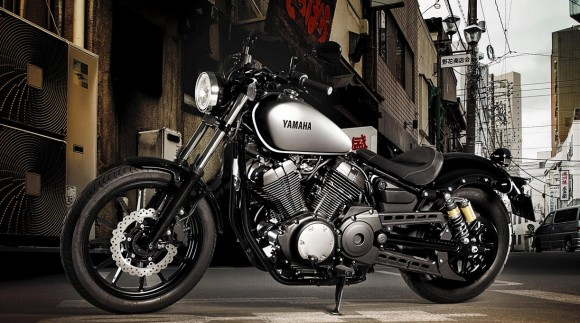 2014 Yamaha XV950R Matt Grey_5