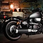 2014 Yamaha XV950R Matt Grey_6