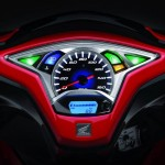 2013 Honda Air Blade Dashboard