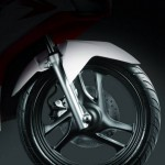 2013 Honda Air Blade Front Wheel