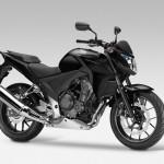 2013 Honda CB500F Graphite Black