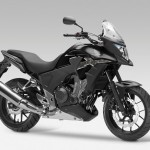 2013 Honda CB500X Matt Gunpowder Black Metallic