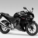 2013 Honda CBR500R Graphite Black