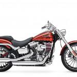2014 Harley-Davidson CVO Breakout Black Orange_1