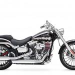 2014 Harley-Davidson CVO Breakout Black and Silver